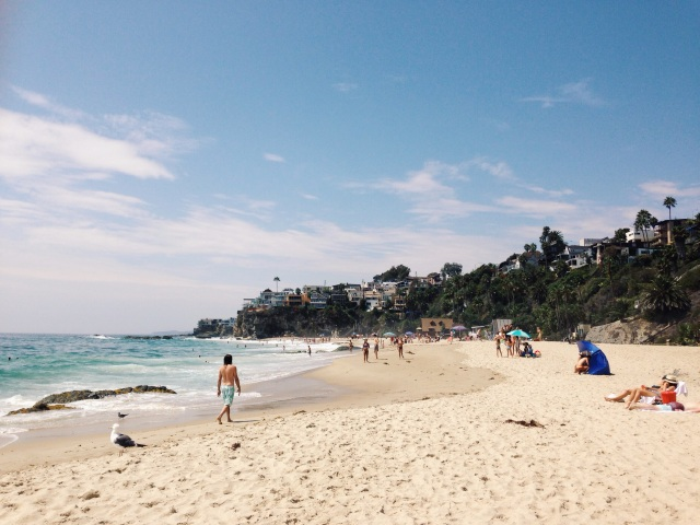 Thousand Steps - Laguna Beach, CA
